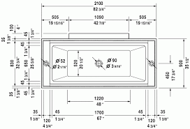 bathtubs wondrous standard size bathtub drain 58 standard size