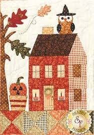 Best 25+ Pumpkin quilt pattern ideas on Pinterest | Fall quilts ... & Pumpkin Patch Lane Pattern Set Adamdwight.com