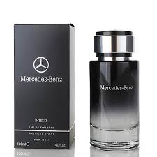 <b>Mercedes Benz Intense</b> Eau De Toilette for him 120ml | Walmart ...