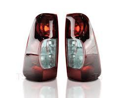 genuine l r dark red rear tail light lamp fit isuzu d max holden genuine l r dark red rear tail light lamp