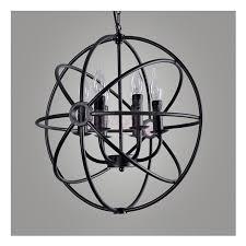 rh foucault s orb chandelier design