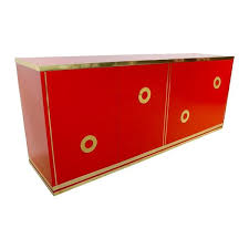 red lacquered furniture. Vintage Italian 1970s Chinese Red Lacquered And Brass Sideboard \u2013 Cosulich Interiors \u0026 Antiques Furniture N