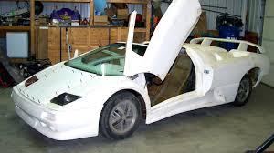 1987 Lamborghini Diablo Roadster Replica Kit Car | Replica cars ...