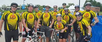 Potter Participates in the Pedal the Cause Bike Race for Charity | Potter  Electric