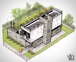 architecture sketches. architectural illustration by fer neyra architecture sketchesconcept sketches