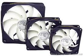 Обзор <b>вентиляторов ARCTIC COOLING</b> серии ARCTIC F TC с ...