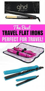 Best Travel Flat Irons Travel Straightener Reviews