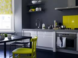 Yellow And Gray Kitchen Decor Yellow And Grey Kitchen Home Design Ideas