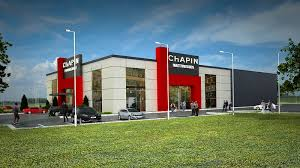 furniture store building. Chapin Furniture Store Building