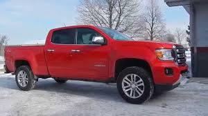 2015 GMC Canyon Leveling Kit - YouTube