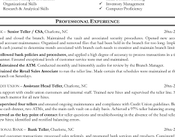 Ideas Collection Cover Letter Examples Credit Union Teller Cool