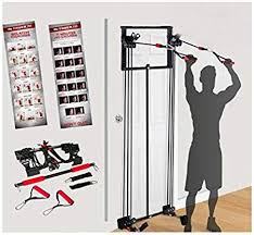 Body By Jake Tower 200 Exercise Chart Pdf Body By Jake Tower 200 Complete Door Gym Full Body Workouts Fitness Exercise