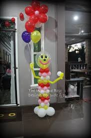 Balloon By Jc welcome boy