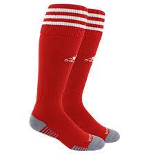 Ac Delray Adidas Copa Zone Cushion Iv Socks Red White
