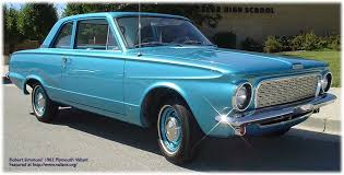 year by year history and photos of the chrysler plymouth valiant 1963 plymouth cars