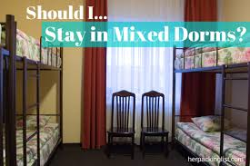 Colleges With Coed Bathrooms Best Should I Stay In A Mixed Dorm Her Packing List
