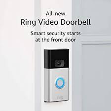All-new Ring Video Doorbell – 1080p HD video ... - Amazon.com