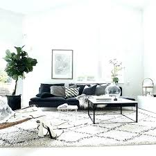 black and white striped rug black and white carpet morocco style handmade carpet geometric rug plaid