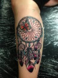 Dream Catcher Tattoo On Thigh 100 Dreamcatcher Tattoos and Designs 86