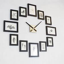 Small Picture 16 Cool and Unique Wall Clock to Decorate Your Wall Design Swan
