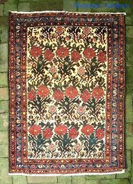 blue and red oriental rug white oriental rug rare antique white oriental rug blue white oriental