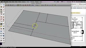How to start a Architectural Floorplan in Google Sketchup   YouTubeHow to start a Architectural Floorplan in Google Sketchup