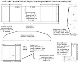 lowrance iway c wiring diagram lowrance automotive wiring the venturers yamaha venture technical support liry