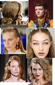 get ahead of the game with wet look lengths neo plaits and crazy curls the hair trends that are set to take shape this year