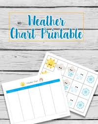 Weather Chart Archives Homeschool Giveaways