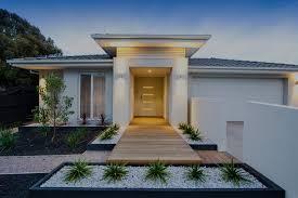 7 beautiful minimalist front yard