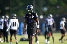 Fatigued Ravens quarterback Lamar ...
