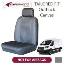 transit van canvas seat covers ready made australia