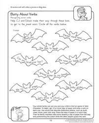 batty about verbs batty about verbs printable english worksheets for kids jumpstart on personal values worksheet