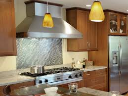 Stainless Steel Backsplash Imaginative
