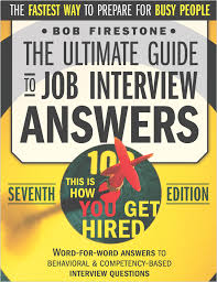 Job Interview Books Job Interview Questions Answers Guide