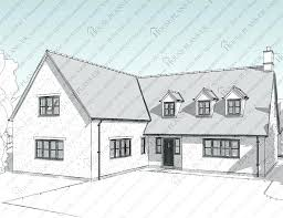 pretty 4 bedroom house plans uk dormer bungalow house plans homes floor along with amusing dormer bungalow house plans
