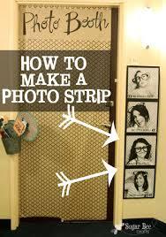Giant Photo Strip, For Cheap, Tutorial