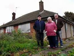 Neighbours angry at empty bungalow | Bradford Telegraph and Argus