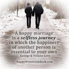 Happy Marriage Quotes Mesmerizing A Happy Marriage Happy Wives Club