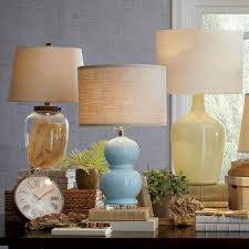 table lamp shapes