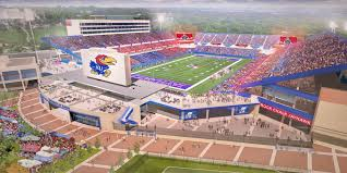Kansas Athletics Upgrades A Look At The Past And Future For