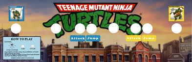 Ninja Turtles Arcade Cabinet Teenage Mutant Ninja Turtles And Tmnt Turtles In Time Art