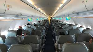 United Airlines Airbus 320 Seating Chart Interjet A320 Trip Report