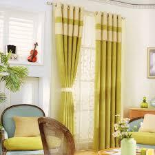 Black Patterned Curtains Unique Design