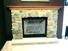 faux fireplace stone corner faux fireplace stone fireplace mantle faux stone gas fireplace full size of