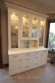 why choose glass front kitchen cabinets
