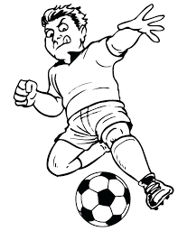 Printable Soccer Balls Printable Soccer Coloring Pages Soccer