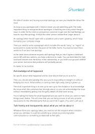 Customer Apology Letter Examples Amazing 48 Tips For Writing A Corporate Apology Letter