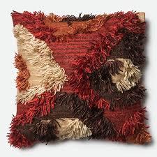 Shaggy Decorative Pillows
