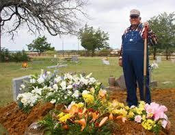 A grave man | Living | cleburnetimesreview.com